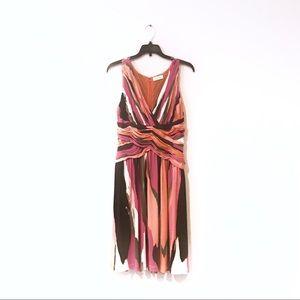 Calvin Klein Strapless Dress